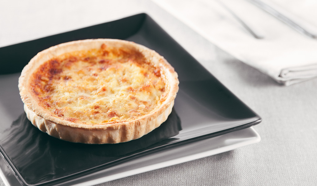 Pastisart presents its new range of Quiches.
