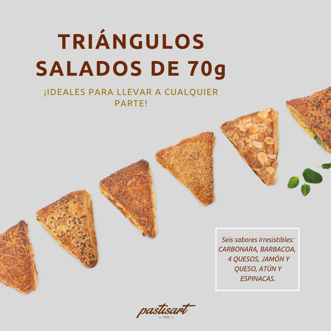 Salty triangles 70 grams